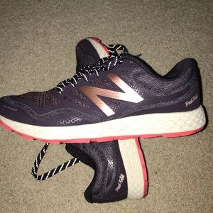New balance fresh foam zante size 7.5